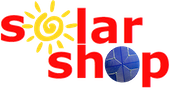 Solar Shop Logo Transparent