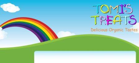 tomis treat logo